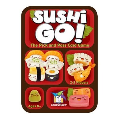 Gamewright Sushi Go! (FR)
