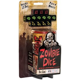 Steve Jackson Games ZOMBIE DICE (ENG)