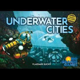 Rio Grande Games UNDERWATER CITIES (English)