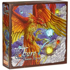 Calliope Games TSURO: PHOENIX RISING (English)