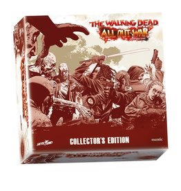 Skybound Games THE WALKING DEAD ALL OUT WAR COLLECTOR'S ED.