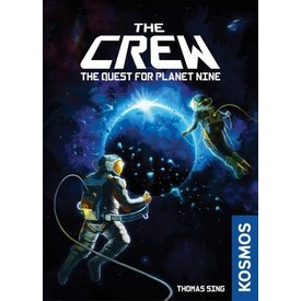KOSMOS THE CREW: THE QUEST FOR PLANET NINE (English)