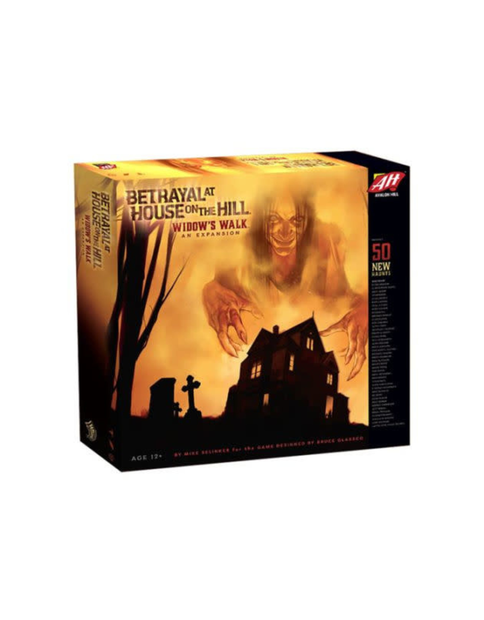 Wizards of the Coast BETRAYAL AT HOUSE ON THE HILL WIDOW'S WALK EXP (English)