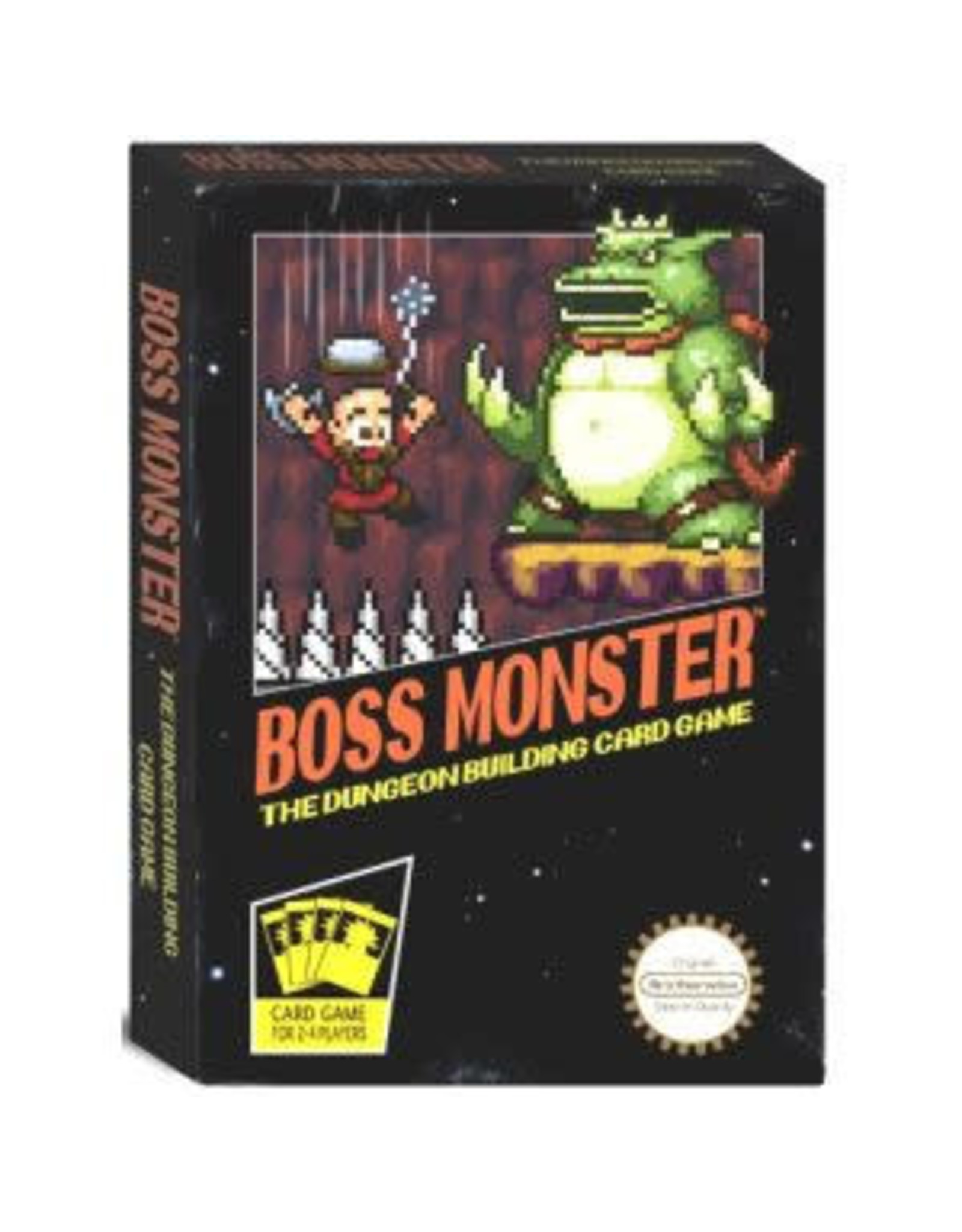 Brotherwise Games BOSS MONSTER 1: MASTER OF THE DUNGEON (English)