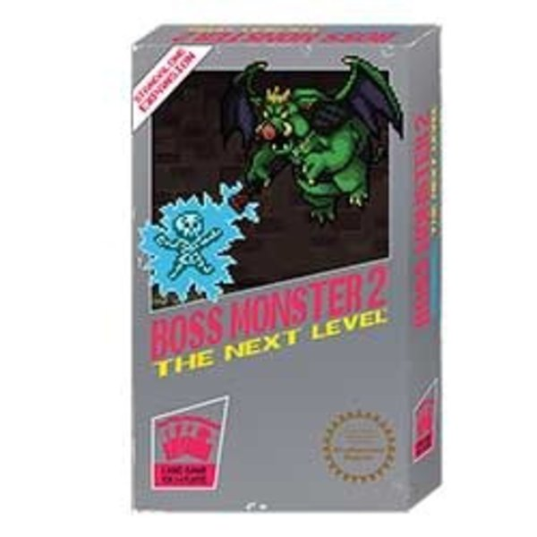 Brotherwise Games BOSS MONSTER 2: THE NEXT LEVEL (English)