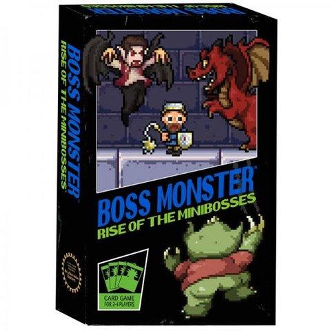 BOSS MONSTER 3: RISE OF THE MINIBOSSES (English)