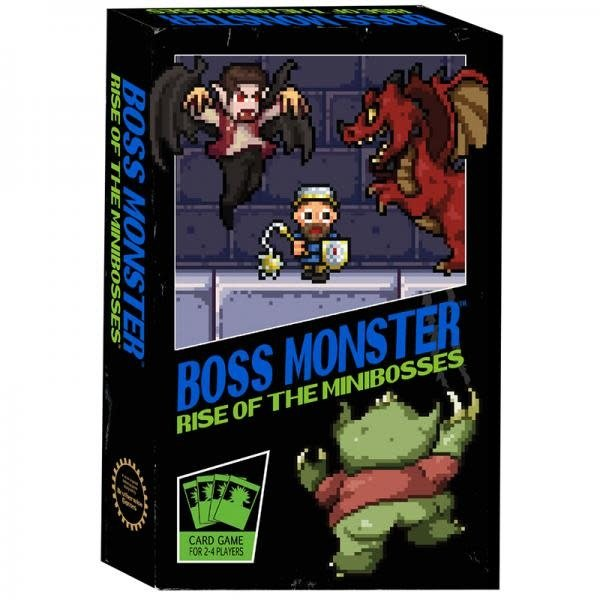 Brotherwise Games BOSS MONSTER 3: RISE OF THE MINIBOSSES (English)