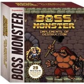 Brotherwise Games BOSS MONSTER: IMPLEMENTS OF DESTRUCTION (English)