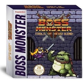 Brotherwise Games BOSS MONSTER: TOOLS OF HERO-KIND EXP