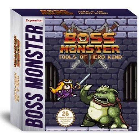 BOSS MONSTER: TOOLS OF HERO-KIND EXP
