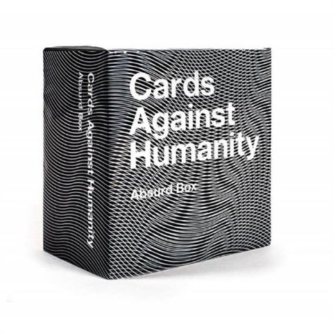 CARDS AGAINST HUMANITY: ABSURD BOX (English)