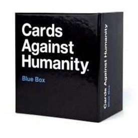 Cards Against Humanity CARDS AGAINST HUMANITY: BLUE (English)