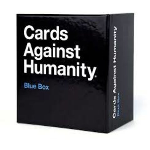 CARDS AGAINST HUMANITY: BLUE (English)