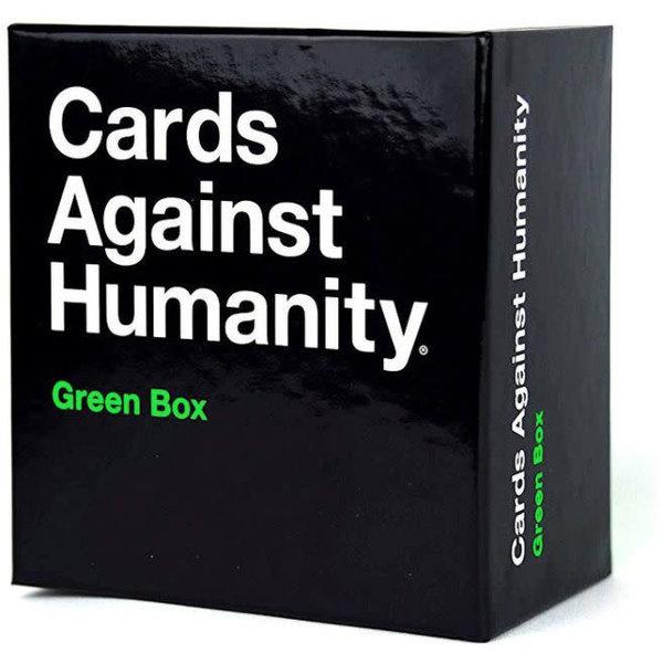 Cards Against Humanity CARDS AGAINST HUMANITY: GREEN (English)