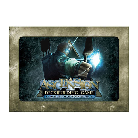 ASCENSION YEAR FIVE COLLECTOR'S EDITION (English)