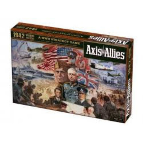 AXIS AND ALLIES 1942 2ND EDITION (English)