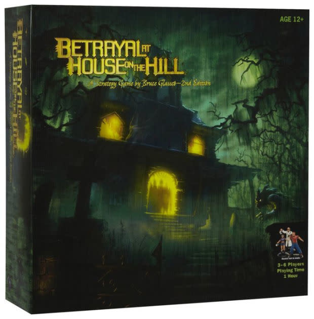 Wizards of the Coast BETRAYAL AT HOUSE ON THE HILL (English)