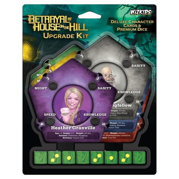 Wizards of the Coast BETRAYAL AT HOUSE ON THE HILL UPGRADE KIT (English)