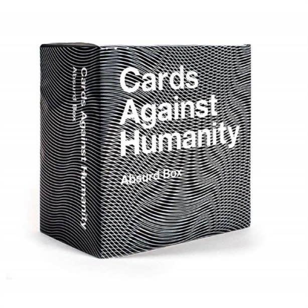 Cards Against Humanity CARDS AGAINST HUMANITY: ABSURD BOX (English)