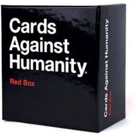 CARDS AGAINST HUMANITY: RED (English)