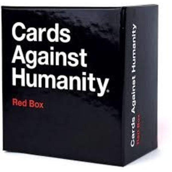 Cards Against Humanity CARDS AGAINST HUMANITY: RED (English)