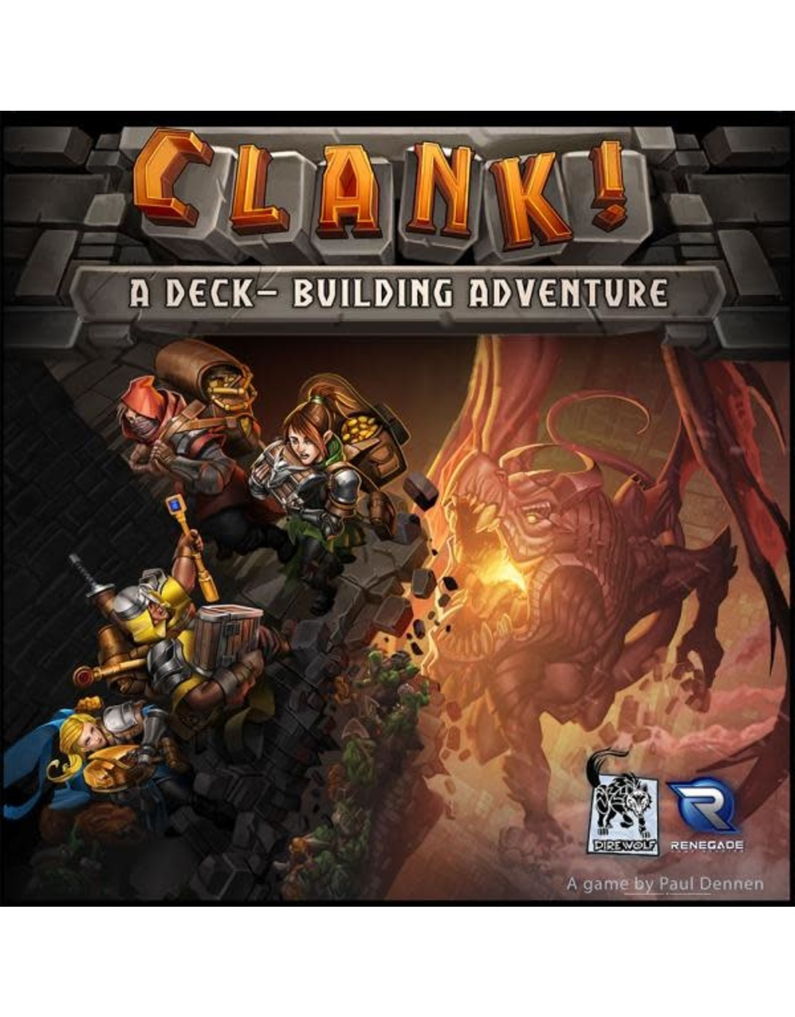 Renegade CLANK! (English)