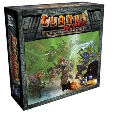 CLANK! IN! SPACE! (English)