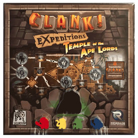 Renegade CLANK! EXPEDITIONS: TEMPLE OF THE APE LORDS (English)