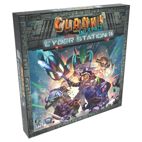 Renegade CLANK! IN! SPACE! CYBER STATION 11 (English)