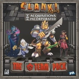 Renegade CLANK! LEGACY ACQUISITIONS INC THE C TEAM PACK (English)