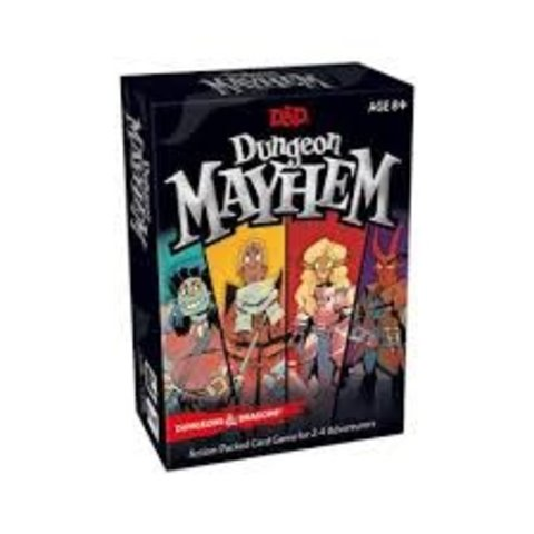DUNGEON MAYHEM (English)