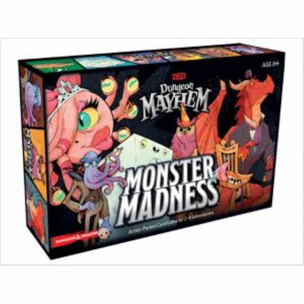 Wizards of the Coast DUNGEON MAYHEM MONSTER MADNESS (English)
