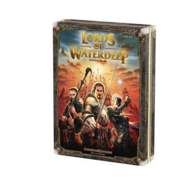 Wizards of the Coast LORDS OF WATERDEEP (English)