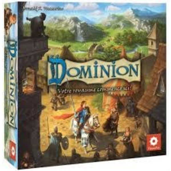 Rio Grande Games DOMINION (FR)