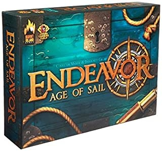 Burnt Island Games ENDEAVOR AGE OF SAIL (English)