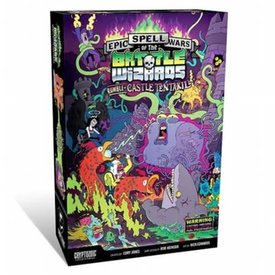 Cryptozoic EPIC SPELL WARS II: RUMBLE AT CASTLE TENTAKILL (English)