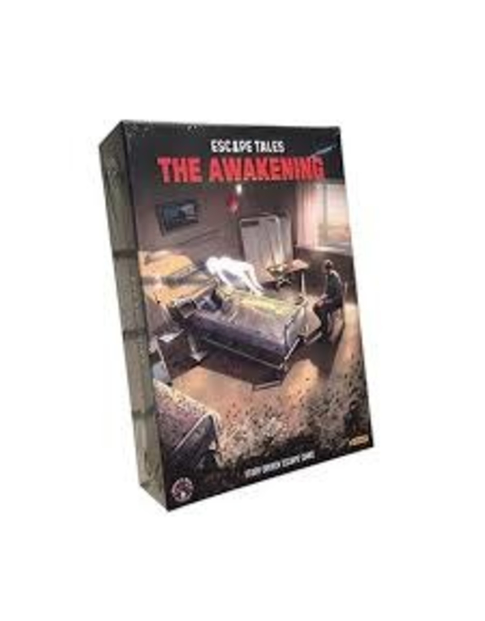 Divers ESCAPE TALES: THE AWAKENING (English)
