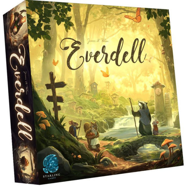 Starling Games EVERDELL (English)