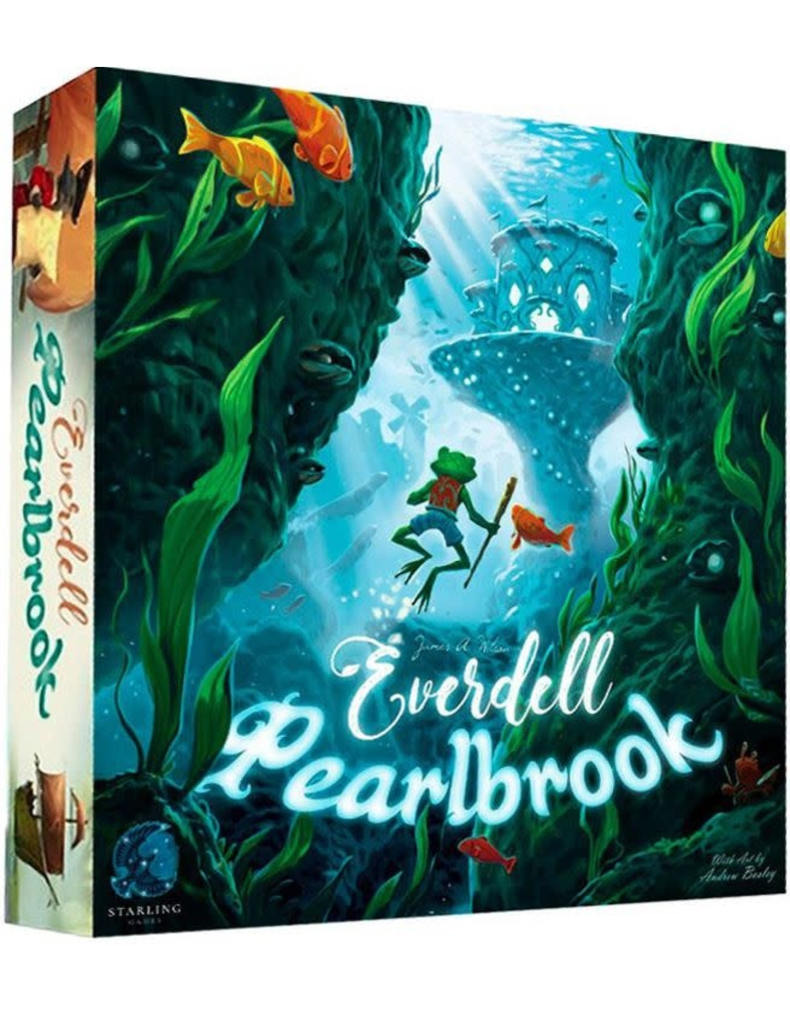 Starling Games EVERDELL: PEARLBROOK EXPANSION (English)