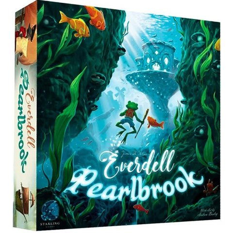 EVERDELL: PEARLBROOK EXPANSION (English)