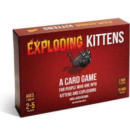 EXPLODING KITTENS EXPLODING KITTENS (English)