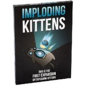 EXPLODING KITTENS EXPLODING KITTENS: IMPLODING KITTENS (English)