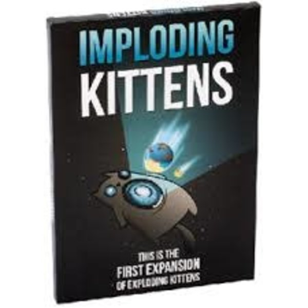 EXPLODING KITTENS EXPLODING KITTENS: IMPLODING KITTENS (English)