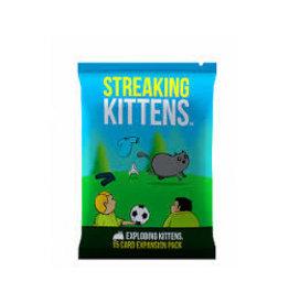 EXPLODING KITTENS EXPLODING KITTENS: STREAKING KITTENS (English)