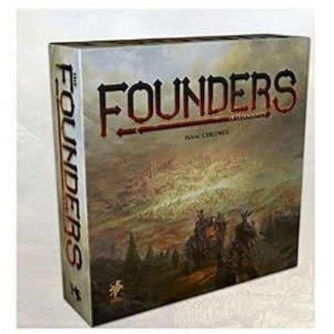 FOUNDERS OF GLOOMHAVEN (English)