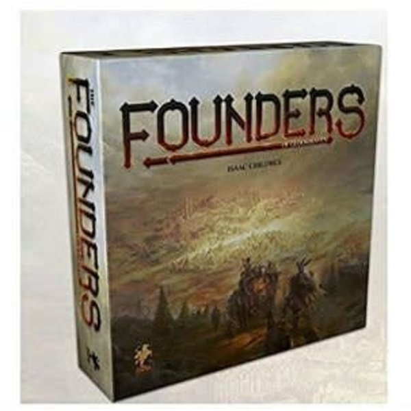 CEPHALOFAIR GAMES FOUNDERS OF GLOOMHAVEN (English)