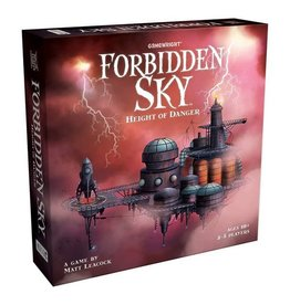 Gamewright FORBIDDEN SKY (English)