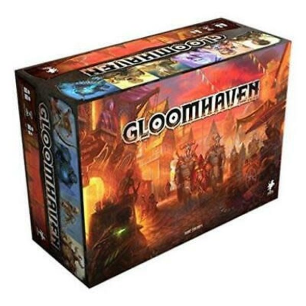 CEPHALOFAIR GAMES GLOOMHAVEN (English)