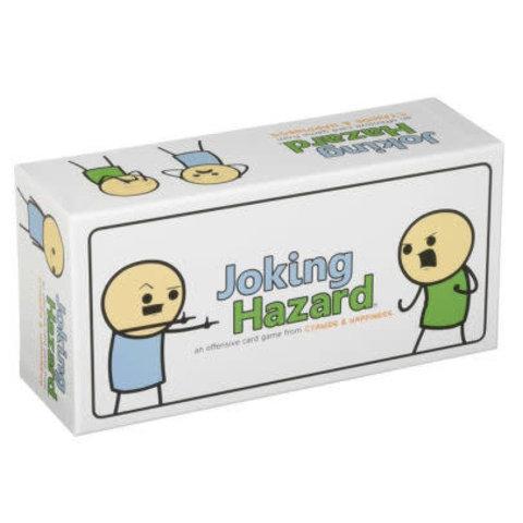 JOKING HAZARD (English)