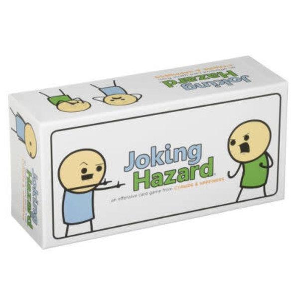 Breaking Games JOKING HAZARD (English)